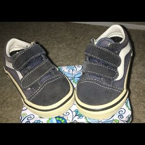Never used toddler vans